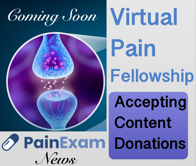 Virtual Pain Fellowship